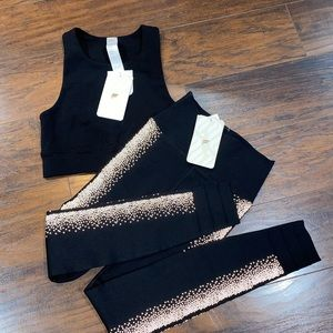 Fabletics Reflective Unstoppable 2-Piece Outfit